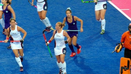 Hockey 2012 Olympic Style – Thanks BA!