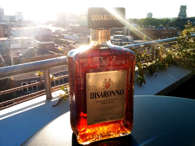 Disaronno Sour cocktail hour