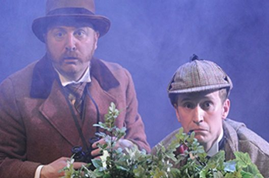 'The Hound of the Baskervilles' Review – Jermyn Street Theatre