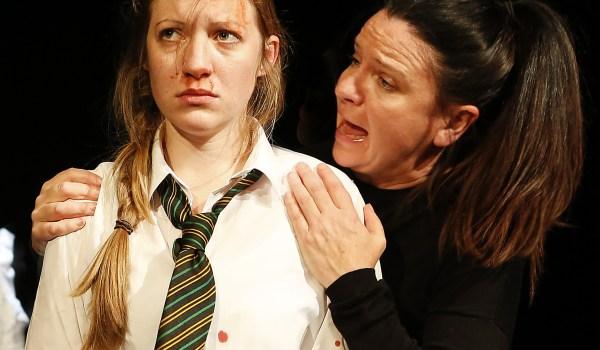 Hayley Wareham and Cathy Owen in Cathy.(Pamela-Raith-Photography)